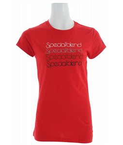 Special Blend 4Ways T-Shirt Red Army