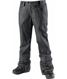 Special Blend 5 Pocket Electra Snowboard Pants Denim