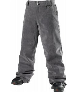 Special Blend 5 Pocket Freedom Snowboard Pants Iron Lung Corduroy