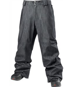 Special Blend 5 Pocket Freedom Snowboard Pants Denim