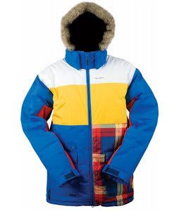 Special Blend Ninety-Five Snowboard Jacket British Blue