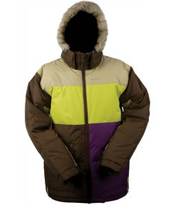 Special Blend Ninety-Five Snowboard Jacket Chocolate