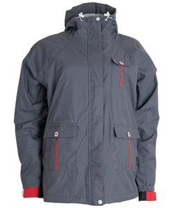 Special Blend Abby Snowboard Jacket Smoke