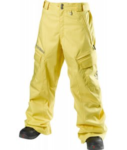 Special Blend Annex Snowboard Pants Hello Yellow