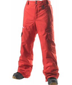 Special Blend Annex Snowboard Pants Markup Red 