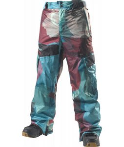 Special Blend Annex Snowboard Pants North Shore Warpaint 