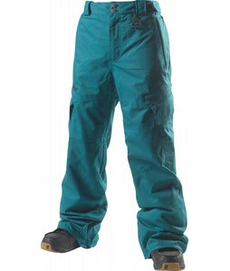 Special Blend Annex Snowboard Pants Teal Bag