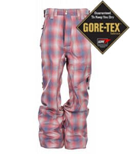 Special Blend Assure Snowboard Pants Pop Plaid