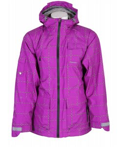 Special Blend Autograph Snowboard Jacket Purple Crossfire