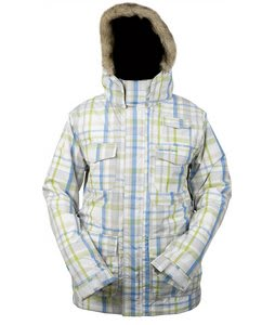 Special Blend Avalon Snowboard Jacket Snow Glam Plaid