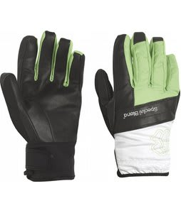 Special Blend SB Leather Gloves Barry White