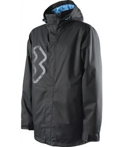 Special Blend Beacon Insulated Snowboard Jacket Blackout