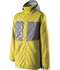 Special Blend Beacon Insulated Snowboard Jacket Hello Yellow/Stones