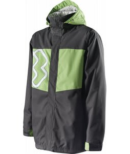 Special Blend Beacon Insulated Snowboard Jacket Iron Lung/Mojito