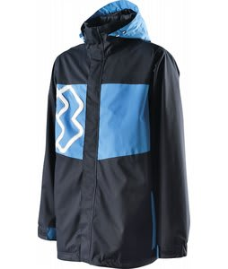 Special Blend Beacon Snowboard Jacket Blue Me/South Beach