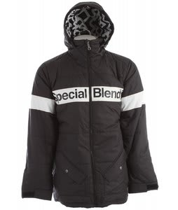 Special Blend Bender Snowboard Jacket Blackout/Oxycotton