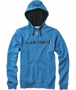 Special Blend Blended Zip Hoodie South Beach