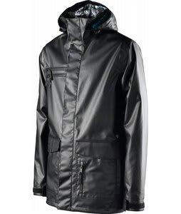Special Blend Blow Snowboard Jacket Blackout Faux Leather