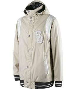 Special Blend Bronx Snowboard Jacket Tan Lines