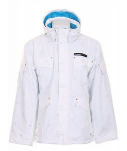Special Blend Circa Snowboard Jacket White Icon