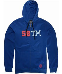 Special Blend Cadet Fullzip Hoodie Blue Label