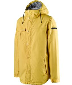Special Blend Caliber Snowboard Jacket Hydrate Yellow
