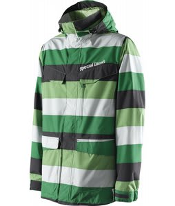 Special Blend Circa Snowboard Jacket Chronic Big Stripe