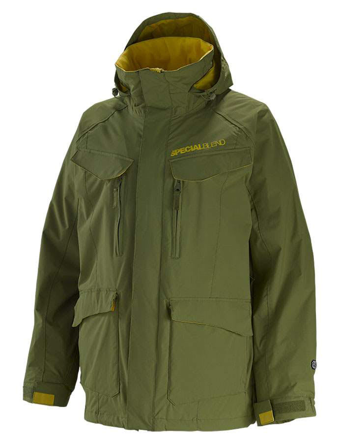 On Sale Special Blend Circa Snowboard Jacket up to 65% off
