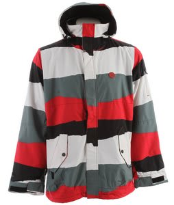 Special Blend Circa Snowboard Jacket Markup Red Birthday Cake 