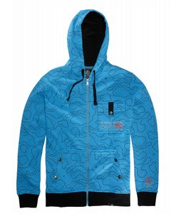 Special Blend Clark Fullzip Hoodie South Beach