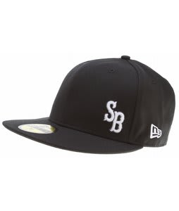Special Blend Classic Initials Cap Black