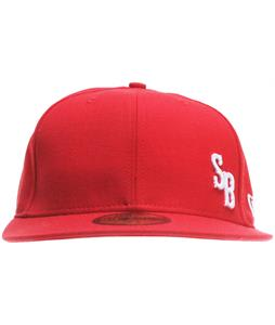 Special Blend Classic Initials Cap Red
