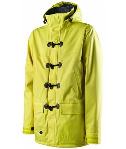 Special Blend Crank Snowboard Jacket Hello Yellow