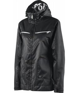Special Blend Crash Snowboard Jacket Blackout