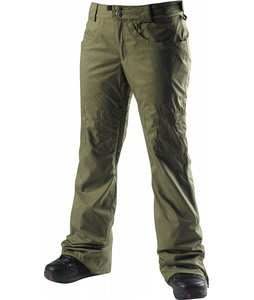 Special Blend Dash Snowboard Pants Burnt Greens