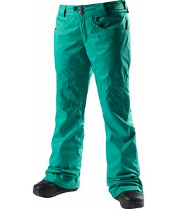 Special Blend Dash Snowboard Pants Green Glass