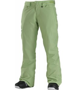 Special Blend Demi Snowboard Pants Cr&#232;me De Mint