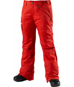 Special Blend Demi Snowboard Pants Red Rum