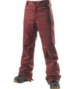 Special Blend Dive Snowboard Pants Merlot 