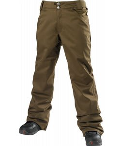 Special Blend Dive Snowboard Pants Magic Brownie