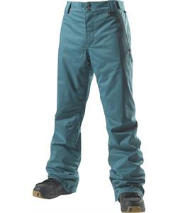 Special Blend Dive Snowboard Pants Teal Bag