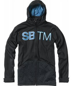 Special Blend Double Team Bonded Fleece Blackout