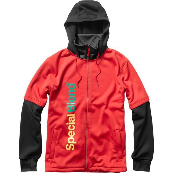 Special Blend Double Team Zip Hoodie