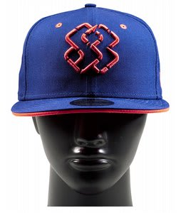 Special Blend Fader Icon New Era Cap Blue Label