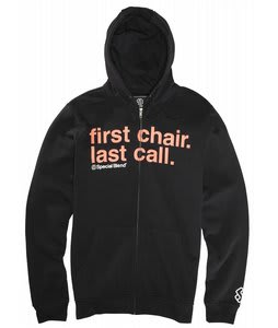 Special Blend FCLC Fullzip Hoodie Blackout