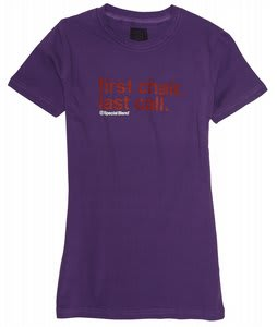 Special Blend Fclc T-Shirt Deep Purple
