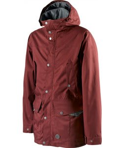 Special Blend Fist Snowboard Jacket Merlot 