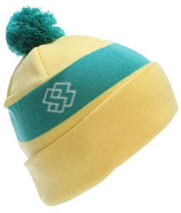 Special Blend Flapper Beanie Mellow Yellow
