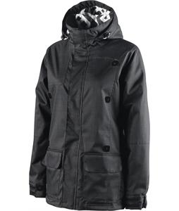 Special Blend Flasher Snowboard Jacket Blackout