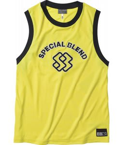 Special Blend Frank The Tank Tank Hello Yellow